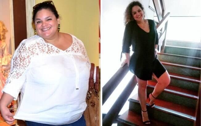 O emagrecimento de Milla contagia muitos internautas, que se espelham nela para perder peso também