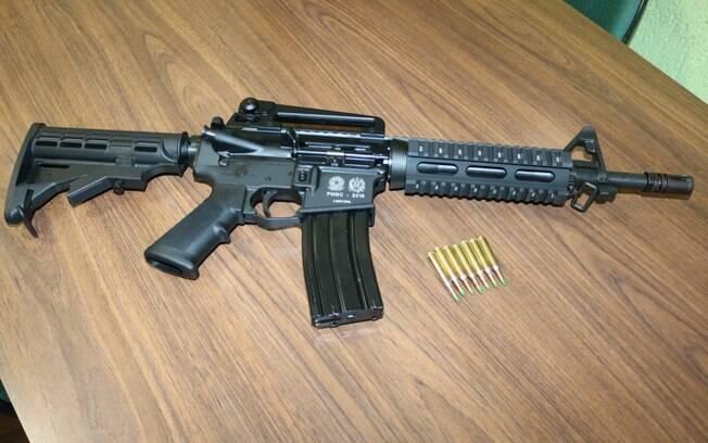 Casa Civil,ligada ao Palácio do Planalto, disse que o decreto não enquadra o fuzil T4 como arma de uso permitido