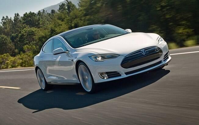 As 25 mil unidades do Model S e Model X vendidas no 1º trimestre, junto com a alta procura pelo futuro Model 3, fizeram as ações da Tesla dispararem