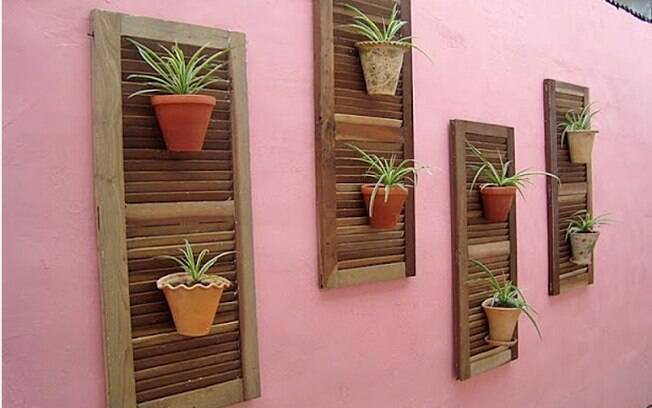 jardim vertical grade ferro ? Doitri.com