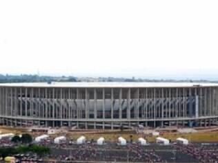 Estádio será palco de sete jogos na Copa do Mundo