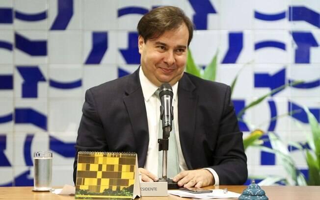 Para Rodrigo Maia, reforma da Previdência deve passar na votação da CCJ nesta terça-feira (23)