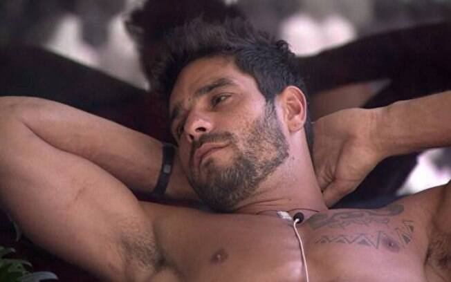 """Diego revela seu passado com drogas: """"Faz uns três anos que tô limpo"""""""