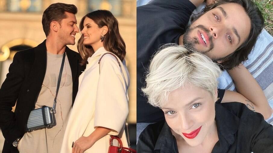 Camilla Queiroz e Agatha Moreira entraram em novos relacionamentos após