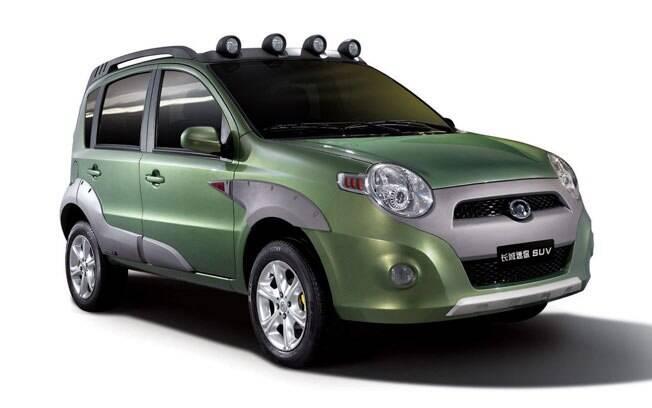 A Great Wall não só copiou o Fiat Panda ao lançar o Peri, como também processou os italianos por espionagem industrial