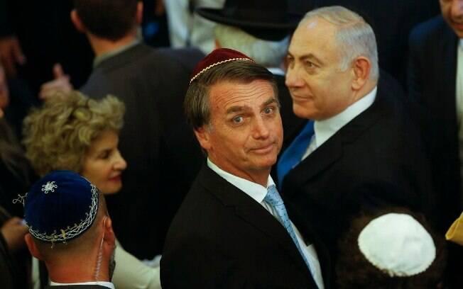 Ruralistas temem que a mudança da embaixada em Israel enfureça os árabes, principais importadores de insumos do Brasil