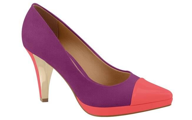 Sapatos coloridos: opções para noivas