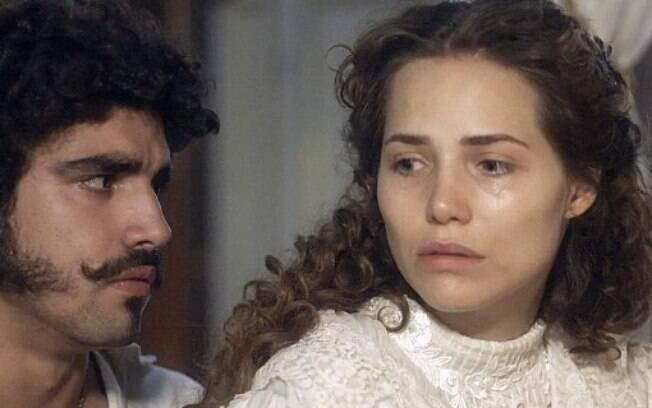 Pedro e Leopoldina em