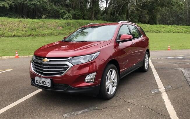 Chevrolet Equinox 1.5 Premier traz sistema de som premium da Bose e teto-solar panorâmico