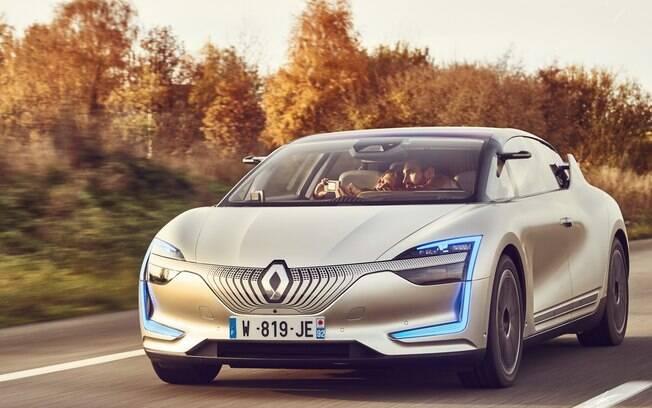 Renault Symbioz: o estudo sobre carro autônomo da marca francesa que logo será colocado em prática