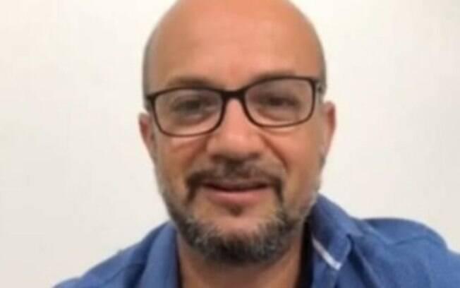 Padre José Gilmar está desaparecido