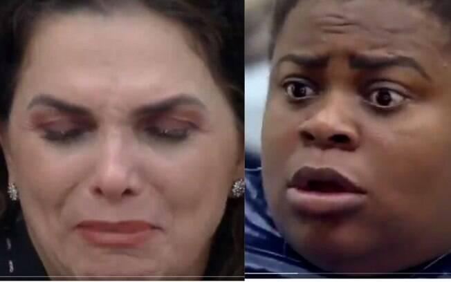 Luiza Ambiel desabafou com Jojo Todynho