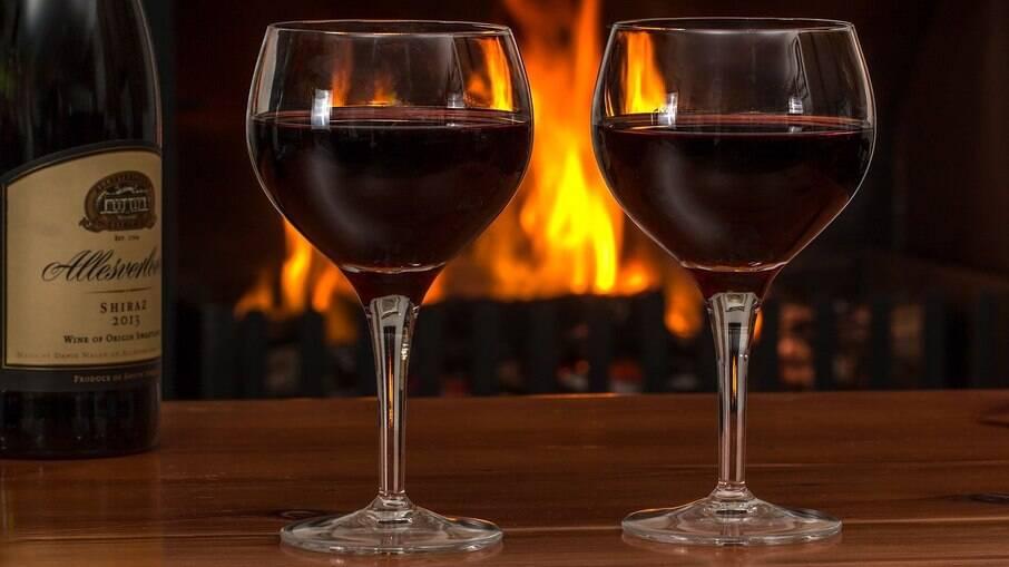 Vinhos e destilados em oferta