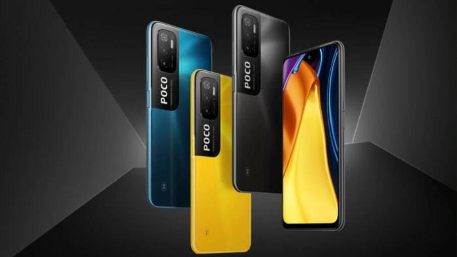Xiaomi lança Poco M3 Pro 5G com câmera tripla no Brasil