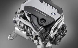 BMW lança motor diesel com 4 turbinas