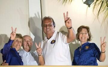 Pezão fala em 'estufar veia do pescoço' para melhorar a saúde