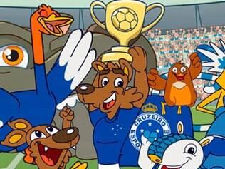 Os mascotes ganharam amigos ligados à fauna brasileira, como o tatu bola e o mico leão dourado