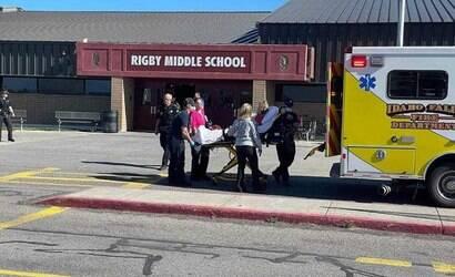 Criança abre fogo em escola nos EUA e deixa 3 feridos
