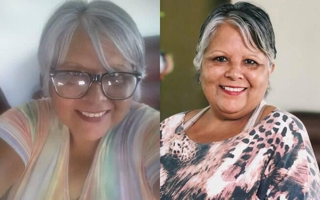 Ivone Ribeiro conta que, por trabalhar como cabeleireira por anos, não aguentava mais sentir o cheiro das colorações