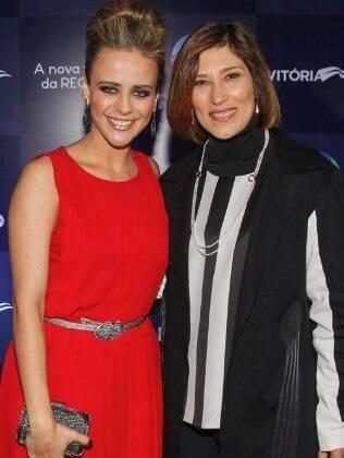 Juliana Silveira e Beth Goulart