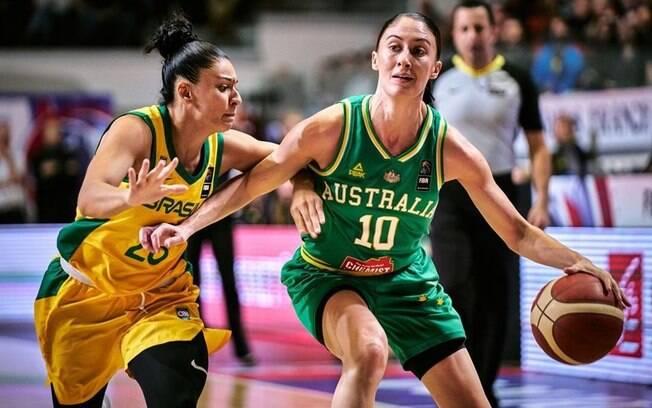 Seleção feminina de basquete não vai às Olimpíadas