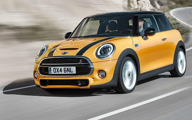 Novo Mini Cooper foi apresentado oficialmente no final de 2013