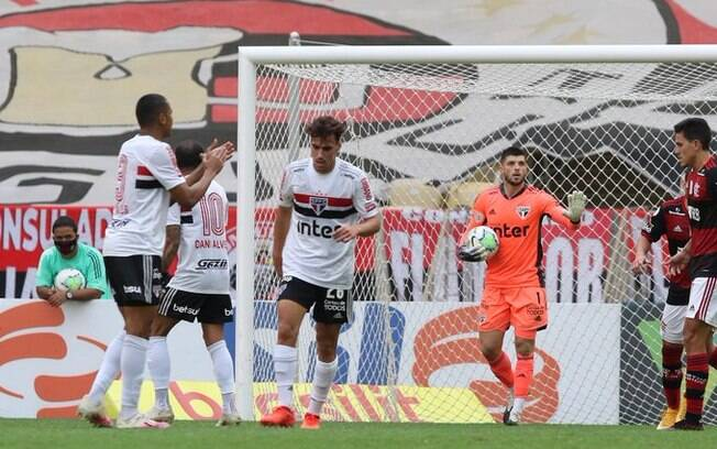 Flamengo x São Paulo se enfrentam hoje