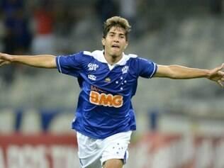 Volante foi um dos destaques do Cruzeiro em 2013