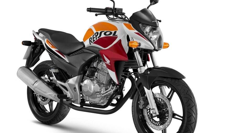 Honda CB300 R: simples e resistente também está entre os modelos mais procurados na internet
