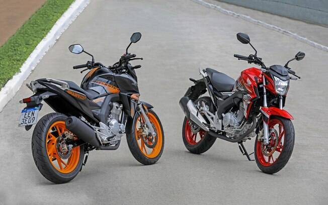 Honda CB 250F Twister : recebe novos grafismos entre as poucas mudanças da linha 2021 disponível nas lojas da marca japonesa