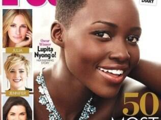 Lupita ganhou o Oscar e, agora, virou símbolo de beleza