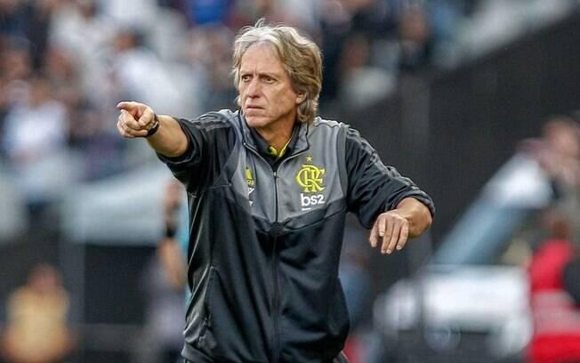 Jorge Jesus%2C técnico do Flamengo