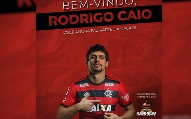 Mercado da bola: Rodrigo Caio no Flamengo