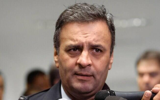 Aécio Neves foi acusado de ter pedido R$ 2 milhões ao dono da JBS