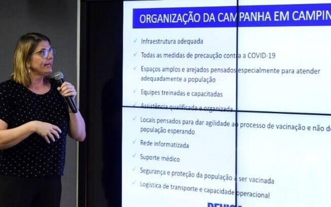COVID-19: Campinas terá centros de vacinação a partir do dia 25