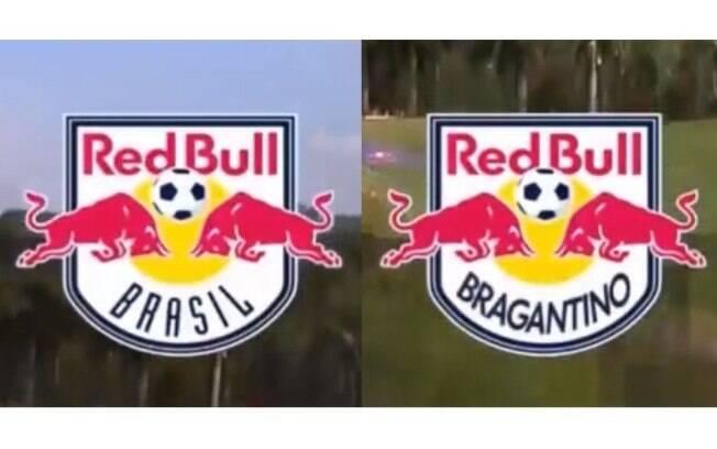 Escudo do Red Bull Bragantino em 2020 deve ser assim