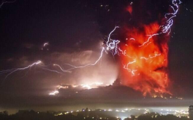 Chile tem ao menos 95 vulcões em atividade, segundo especialistas da área