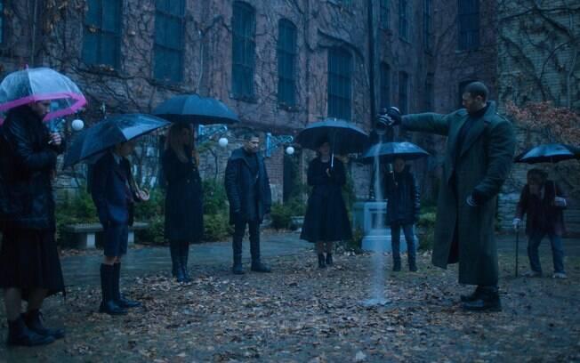 The Umbrella Academy estreia globalmente em 15 de fevereiro de 2019