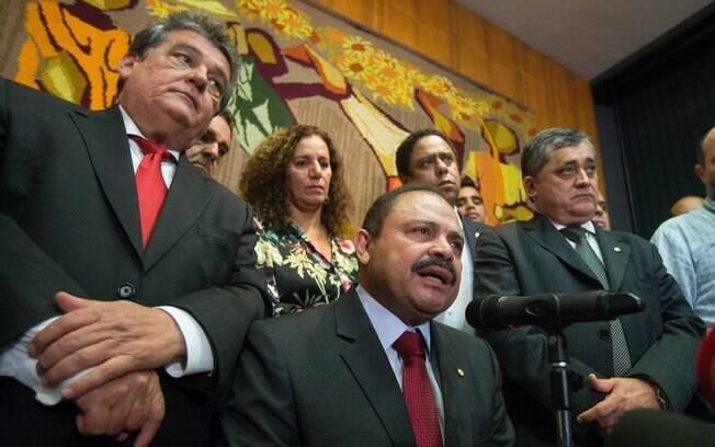 Presidente interino da Câmara, Waldir Maranhão assumiu o posto após afastamento de Cunha