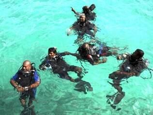 Os brasileiros são os mais importantes turistas de mergulho da Colômbia