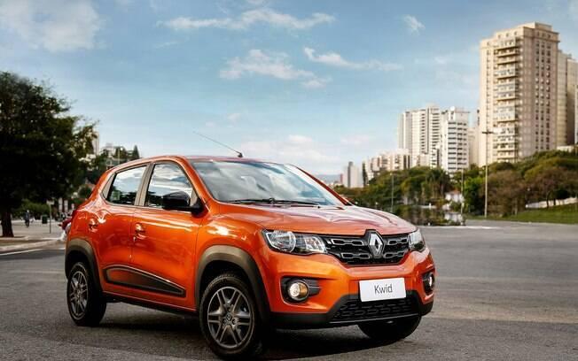 Entre os compactos econômicos, o Kwid elevou o patamar de participação da Renault. A marca nunca vendeu tão bem no Brasil