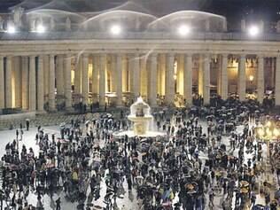 Ao menos seis igrejas de BH celebraram missas voltadas para o conclave
