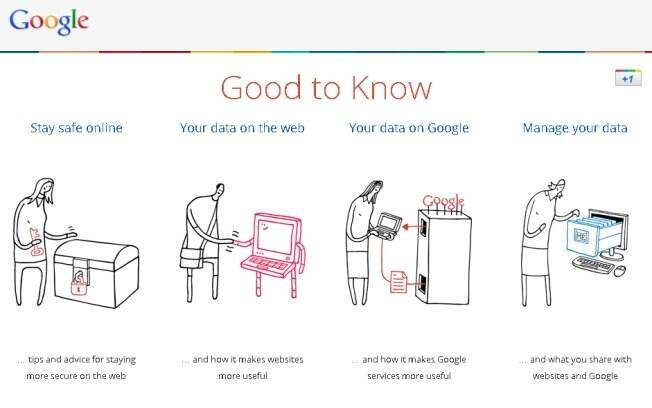 Google lança campanha mundial de segurança e gestão de dados pessoais na web