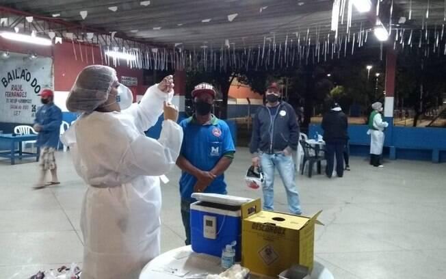 Em repescagem, Indaiatuba tem abstenção de 60,8% em vacinação contra a covid