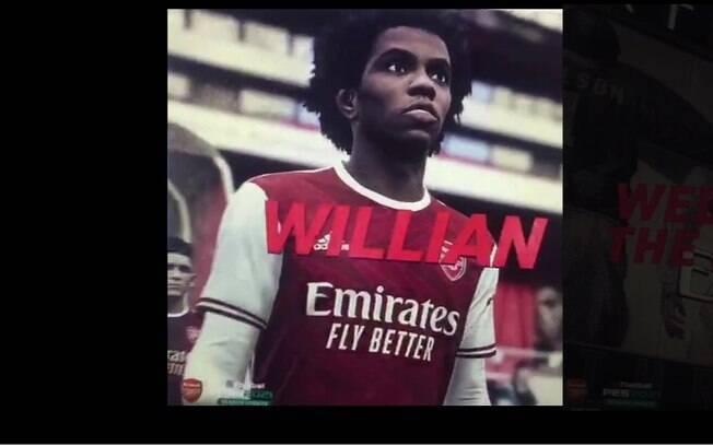 Willian no PES