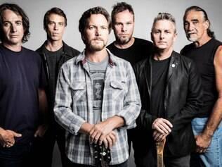 Aguardada por fãs há muitos anos, essa será a primeira aparição do Pearl Jam na capital mineira