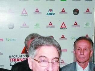 Fernando Pimentel fez críticas à atuação do governo de Minas