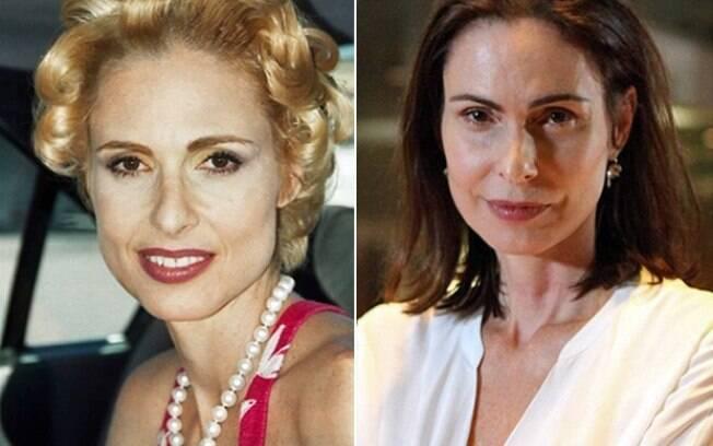 8195e41c54 Silvia Pfeiffer era Léia, mulher do rei do gado. Atualmente ela faz Úrsula  Barbosa