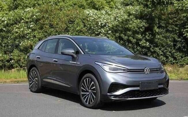 O SUV elétrico ID.4 terá sua produção iniciada neste segundo semestre na Europa para entrega no início de 2021