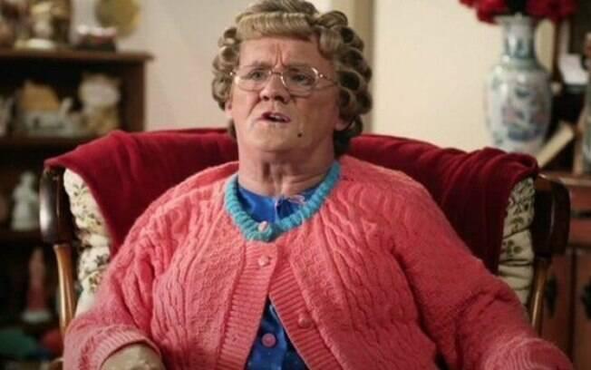 Mrs Brown, famosa personagem do comediante Brendan O'Carroll, fez vídeo de apoio ao casamento gay